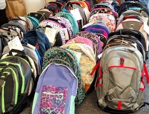 backpacks for homeless children