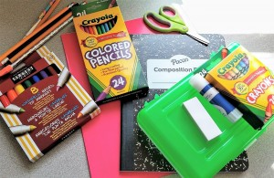 school supplies for SOWMA