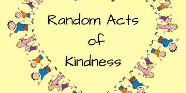 Random Acts Of Kindness On April 15th
