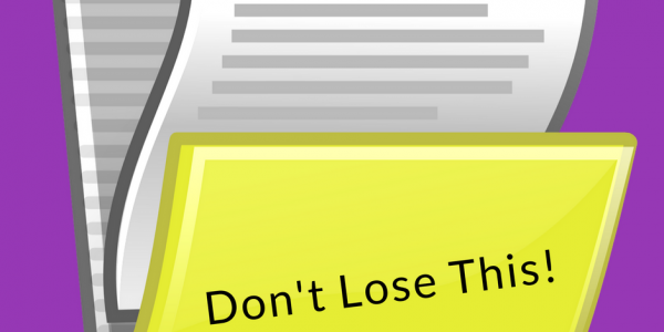 Paper – Should You Keep It? Can You Find It?